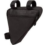 Bike Triangle Frame Bag - Waterproof Bike Storage Bag, Saddle Bag, Top Tube Pouch Pack, Bike Under Seat Bag, Bicycle Accessories, for Road Mountain