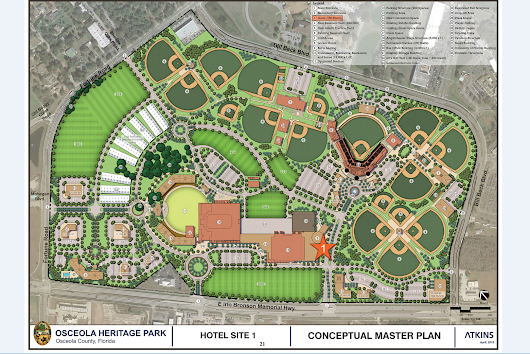 Osceola Heritage Park plans for major sports expansion