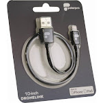 Polar Pro DroneLink - Lightning cable - 8 in - M 4 pin USB Type A to M Apple Lightning