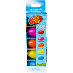 Crayola Silly Putty, Multicolor - 5 pack