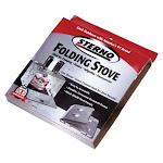 Sterno Single Burner Folding Stove - 70146