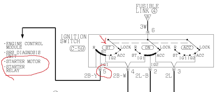 3000gt Computer Wiring Diagram