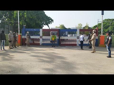 Temen por estampida de haitinos en la frontera