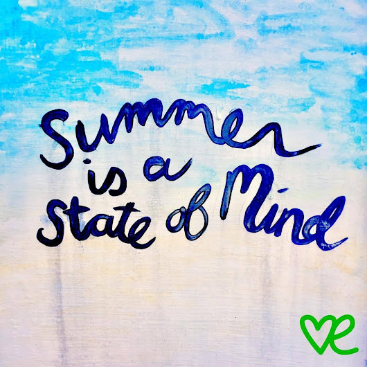 Veopolis.com — #Summer is a state of mind ! ☀️😍 even if the sun...