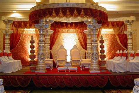 17 Best ideas about Marriage Hall Decoration on Pinterest