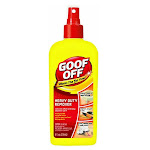 Goof Off Fg708 Heavy Duty Remover, 8 Oz