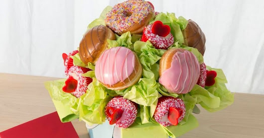 Greggs fan makes Valentine bouquet - what you'll need and how to make one