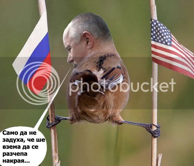 Бойко Борисов ГЕРБ канарче