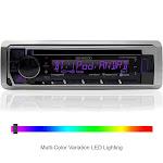 Single DIN CD Bluetooth Receiver Kenwood KMR-D375BT KMRD375BT