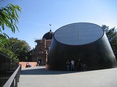 Peter Harrison Planetarium Exterior