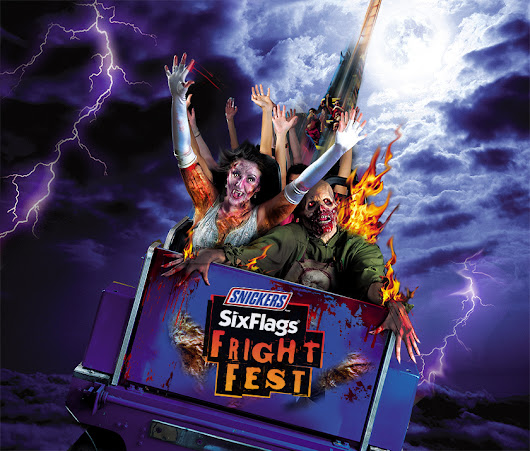 Balefire is returning to Fright Fest at Six Flags Over Georgia!