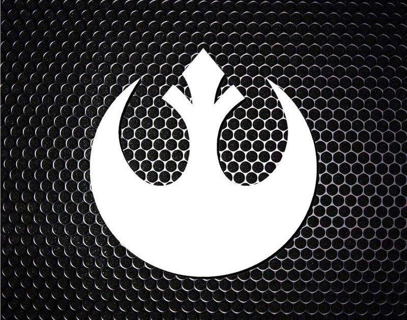 Cool Star Wars Rebel Alliance Symbol Wallpaper Wallpaper
