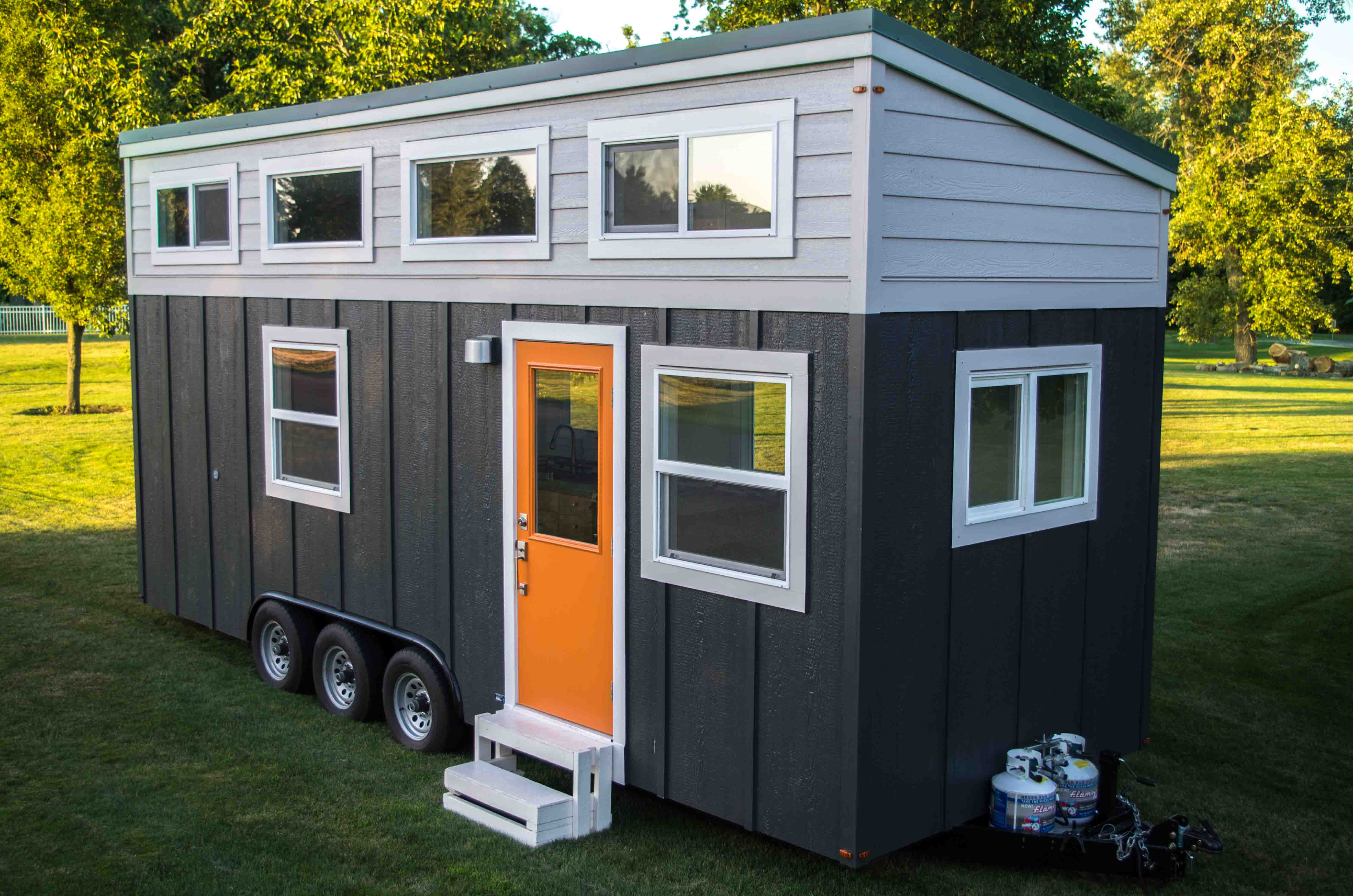 Models Seattle Tiny Homes - 670 Sq. Ft. Tiny Cottage Plans