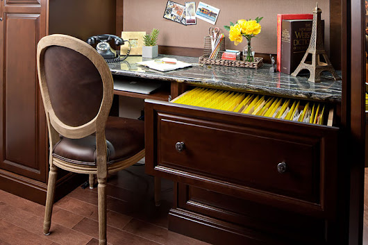 Eliminate Home Office Clutter And Boost Your Productivity