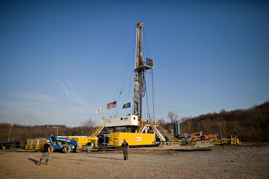 Why One Top Union Leader is a Fan of Hydraulic Fracturing | U.S. Chamber of Commerce