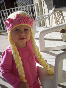 Princesa peruca por Stitch11 :: padrões livres Crochet peruca