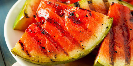 Grilled Watermelon Wedges - The Team Beachbody Blog