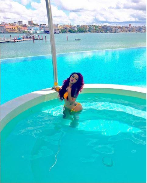 Vera Sidika shows off her banging bikini body in new photos