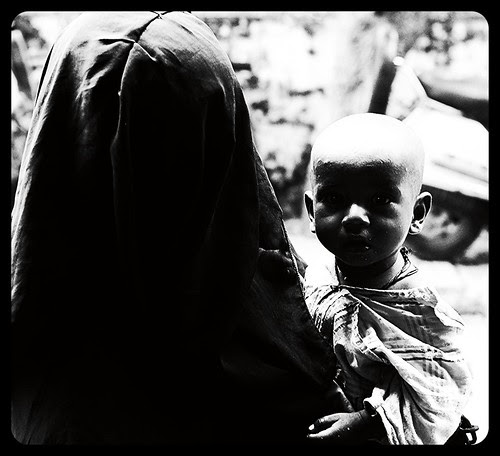 Mama Why Is He Robbing Our Souls .. by firoze shakir photographerno1