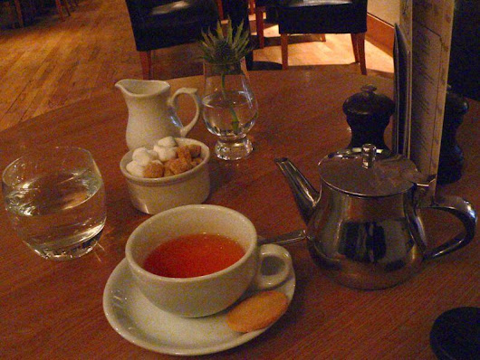 Tasting Scotland: The Pipers Tryst Glasgow Food Drink in City Centre