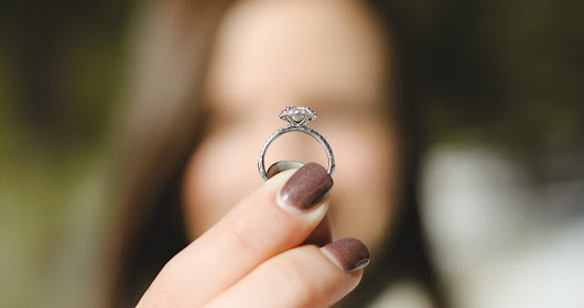 What Should a Widow Do With Her Rings?
