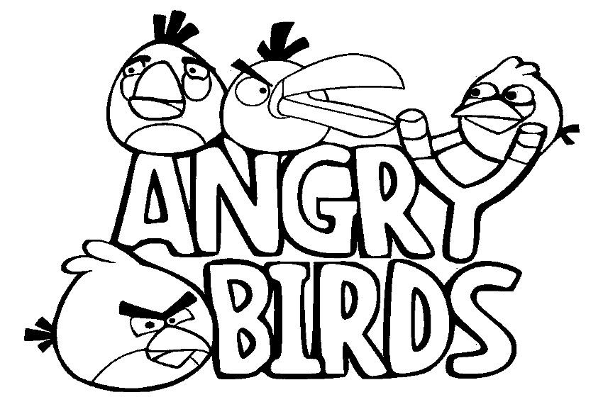1 Sınıf Boyama Kağıtları Etkinlikleri Angry Birds Ve Hello Kitty