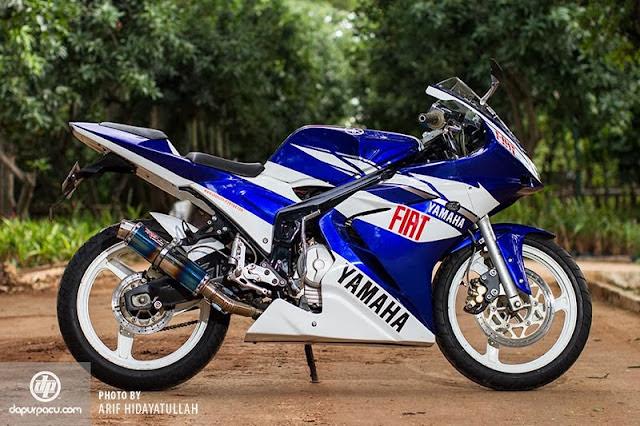 Modif Lampu Yamaha Scorpio Modifikasi Motor Yamaha