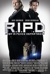R.I.P.D. (3D) Poster