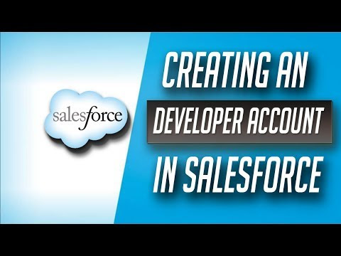 How to create salesforce developer account in hindi - salesforce tutorials in hindi #2