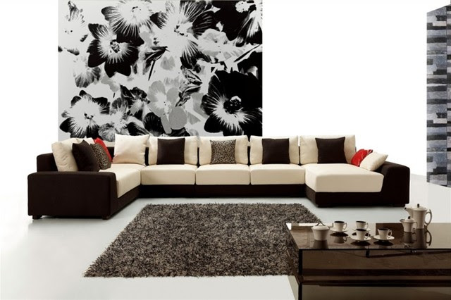 Cassa Living Room Sectional Sofa - Designer Sectional Sofas ...