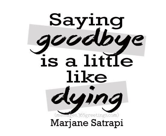 90 Goodbye Quotes And Sayings With Image 365greetingscom