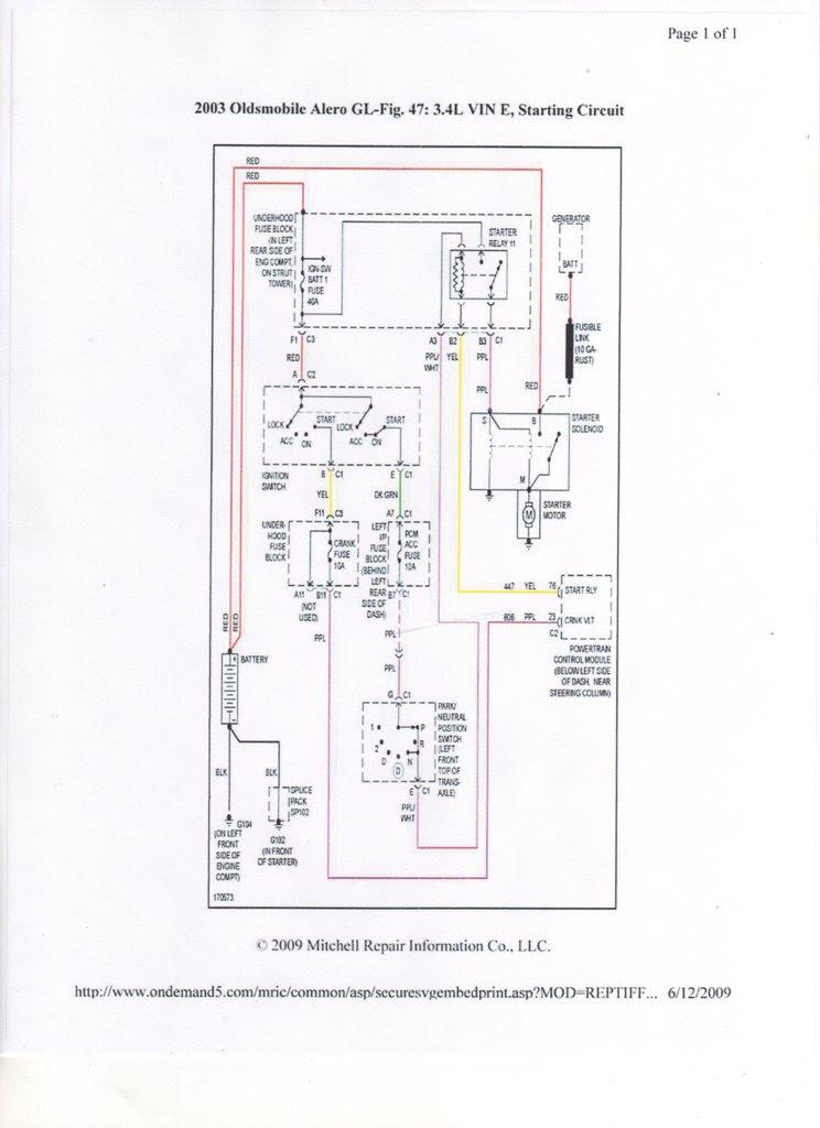 2003 Alero Radio Wiring Diagram Gota Wiring Diagram