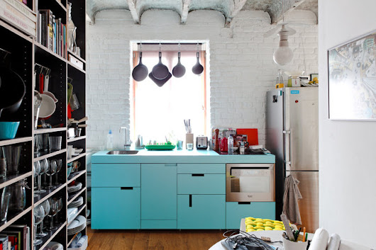 Kitchen Ideas: How to Maximise Storage in a Rented Home