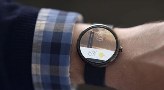 Nochmal: Google Now / Android Wear