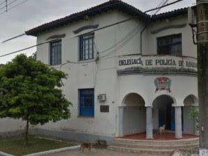 Suspeitos ainda não foram encontrados pela polícia (Foto: Reprodução/Google Street View)