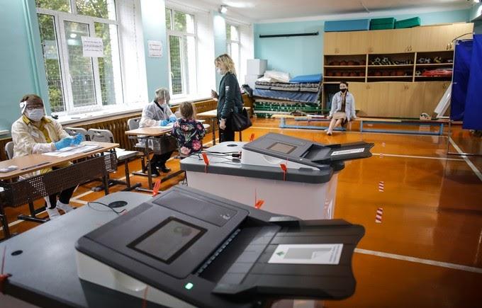 Тюменская область заняла второе место в УФО по явке избирателей