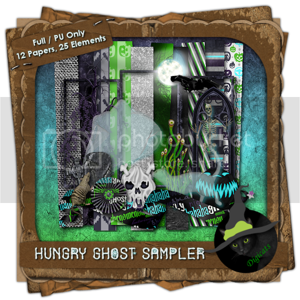 Hungry Ghost Sampler (Full)