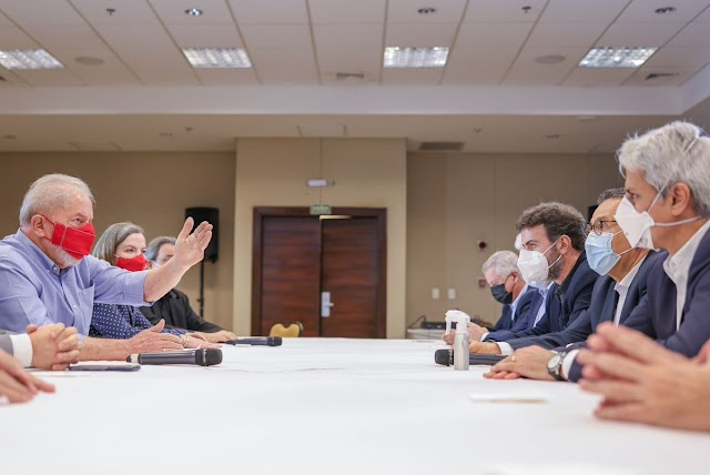 PSB condiciona apoio à Lula; quer a vice ou apoio nos estados para governador