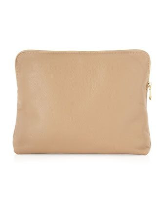 Neiman Marcus Dakota Colorblock Clutch