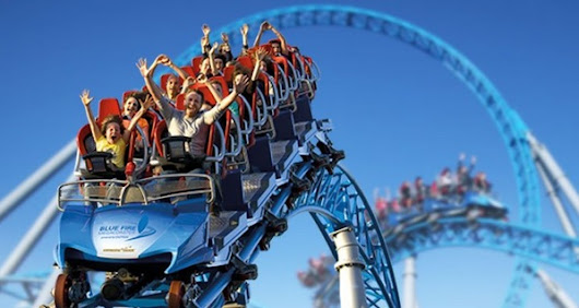 Europa Park revealed as top German tourist attraction