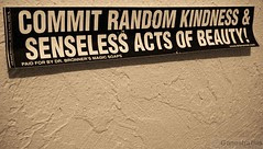 Commit Random Kindness