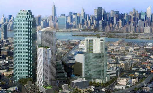 Rezoning could mean more tall buildings for Long Island City