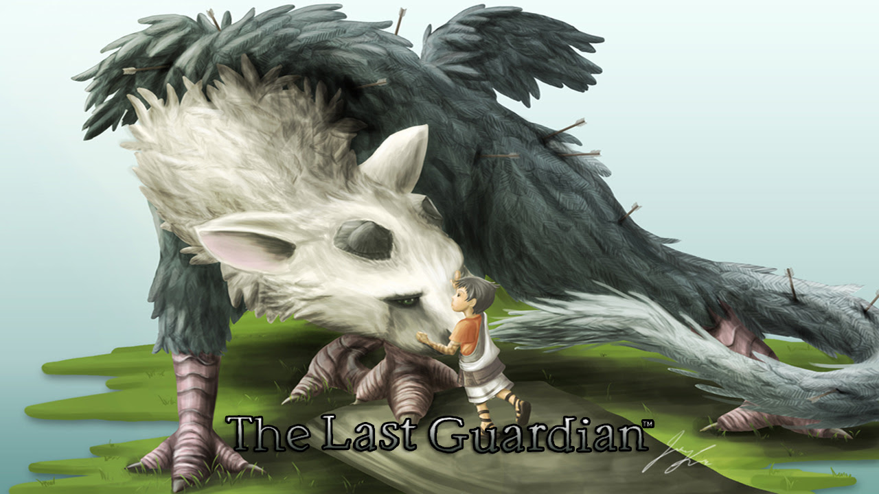 Iphone Video Game The Last Guardian Wallpaper Id 1280x720