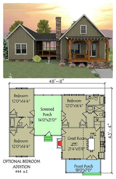 ideas  dog trot house  pinterest small
