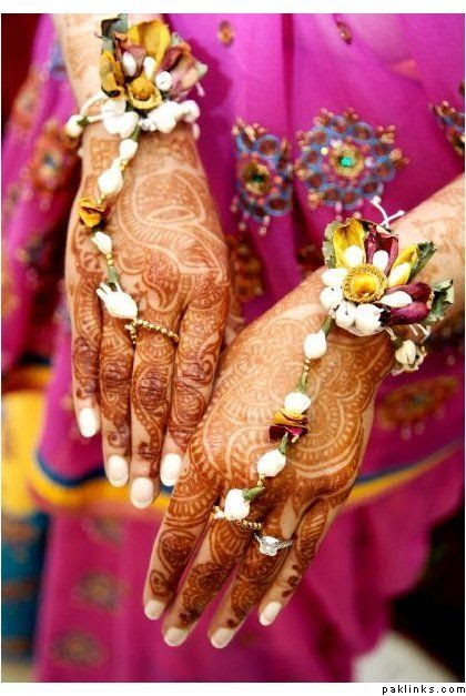 Inspiration: Hindu Weddings & Holi Festival