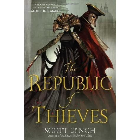 Noemi Casas (Barcelona, Spain)'s review of The Republic of Thieves