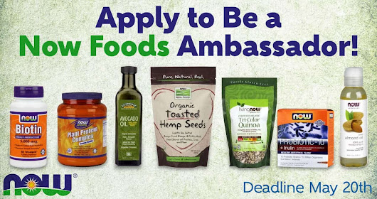 Apply to Be a #NOWWellness Ambassador - Mamavation