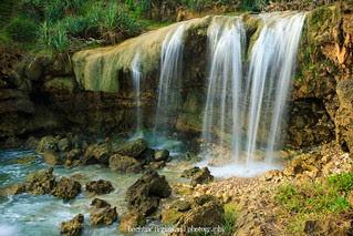 """Jogan Waterfall.."""