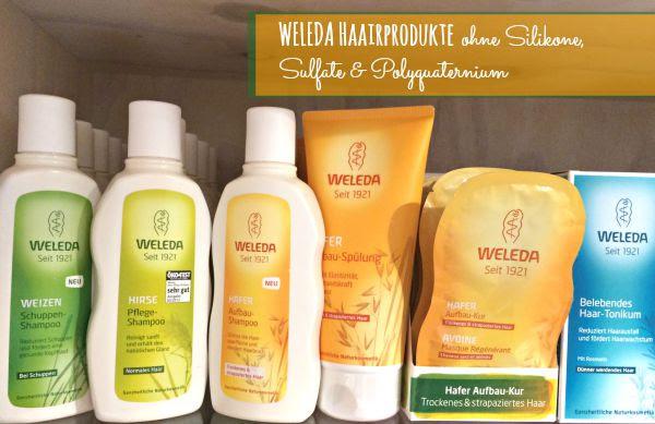 Haarprodukte Ohne Silikone Shampoo Conditioner Liste 2018