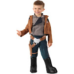 Halloween Toddler Star Wars Han Solo Halloween Costume 4T-5T, Men's, MultiColored